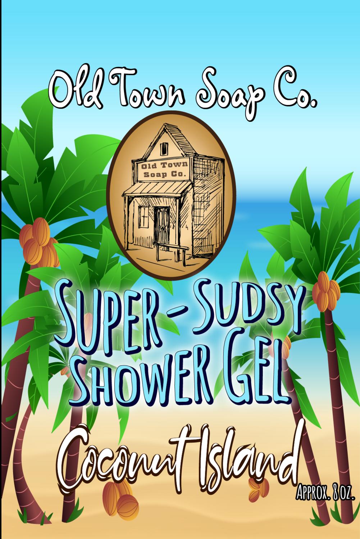 Coconut Island -Shower Gel