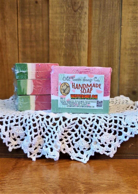 Watermelon -Bar Soap