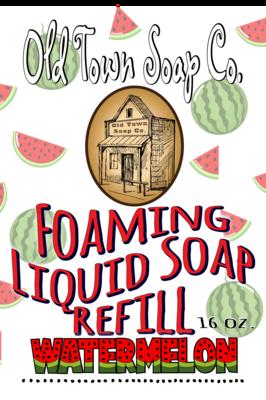 Watermelon -Refill Liquid Soap