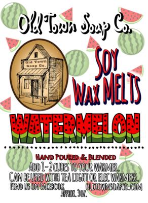 Watermelon -Wax Melts