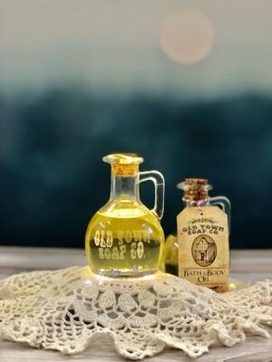 Scentable -Bath & Body Oil