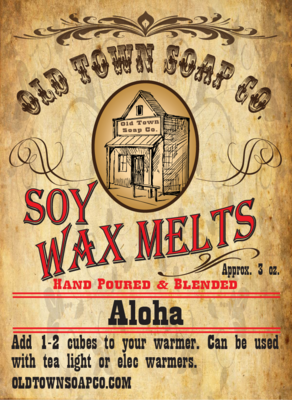 Aloha -Wax Melts