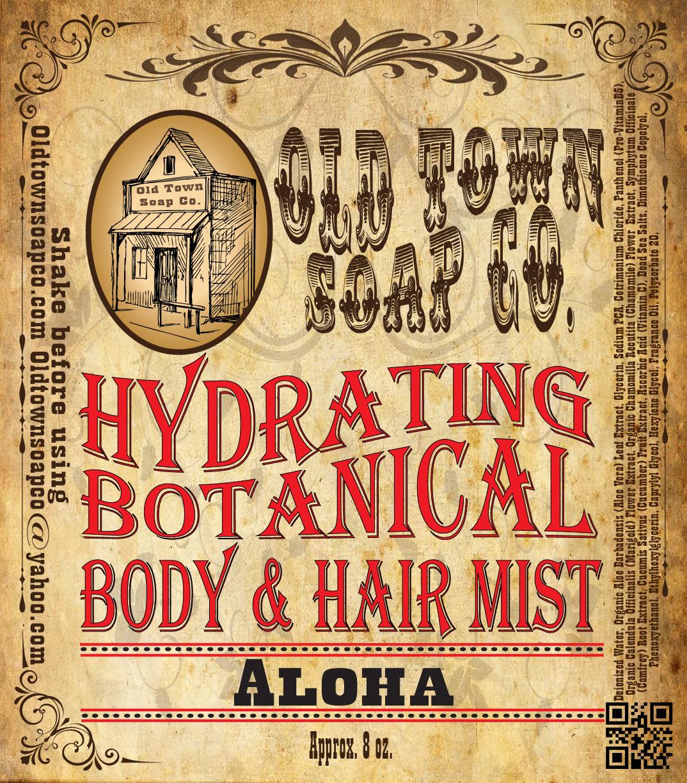 Aloha -Body & Hair Mist