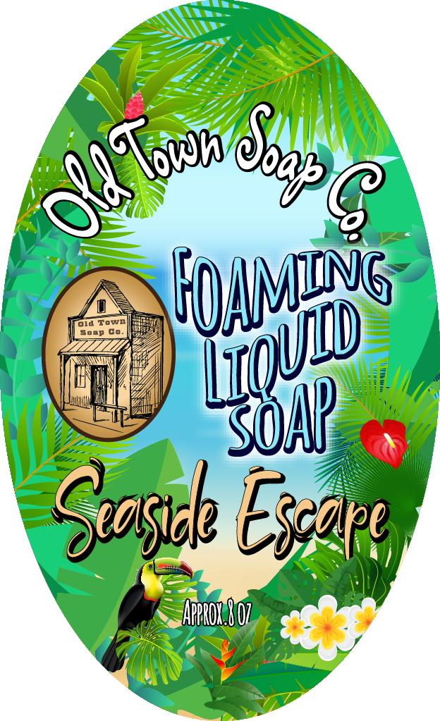 Seaside Escape -Pump Liquid Soap