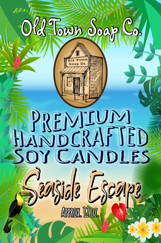 Seaside Escape - 12oz. Candle