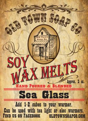 Sea Glass -Wax Melts