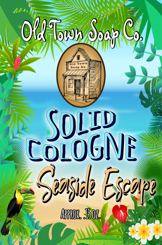 Seaside Escape -Solid Cologne