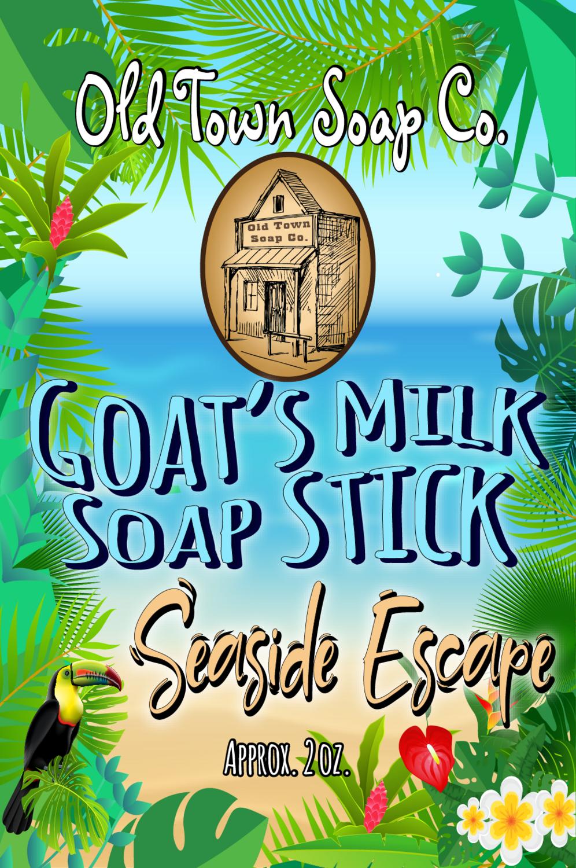 Seaside Escape -Goat's Milk Soap Sticks