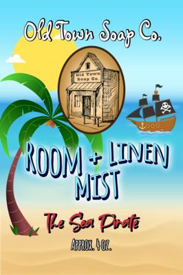 The Sea Pirate -Room+Linen Mist