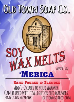 'Merica -Wax Melts