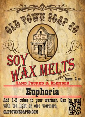 Euphoria -Wax Melts