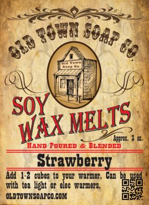 Strawberry -Wax Melts