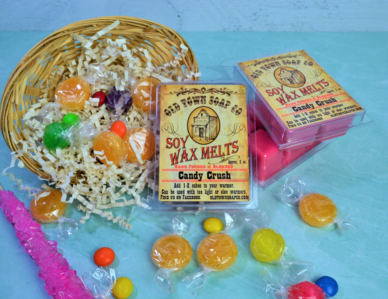 Candy Crush -Wax Melts