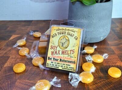 Bet Your Butterscotch -Wax Melts