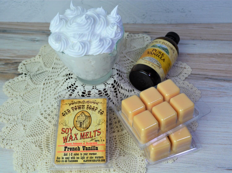 French Vanilla -Wax Melts