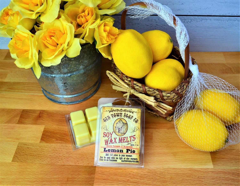 Lemon Pie -Wax Melts
