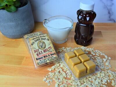 Oatmeal Milk & Honey -Wax Melts