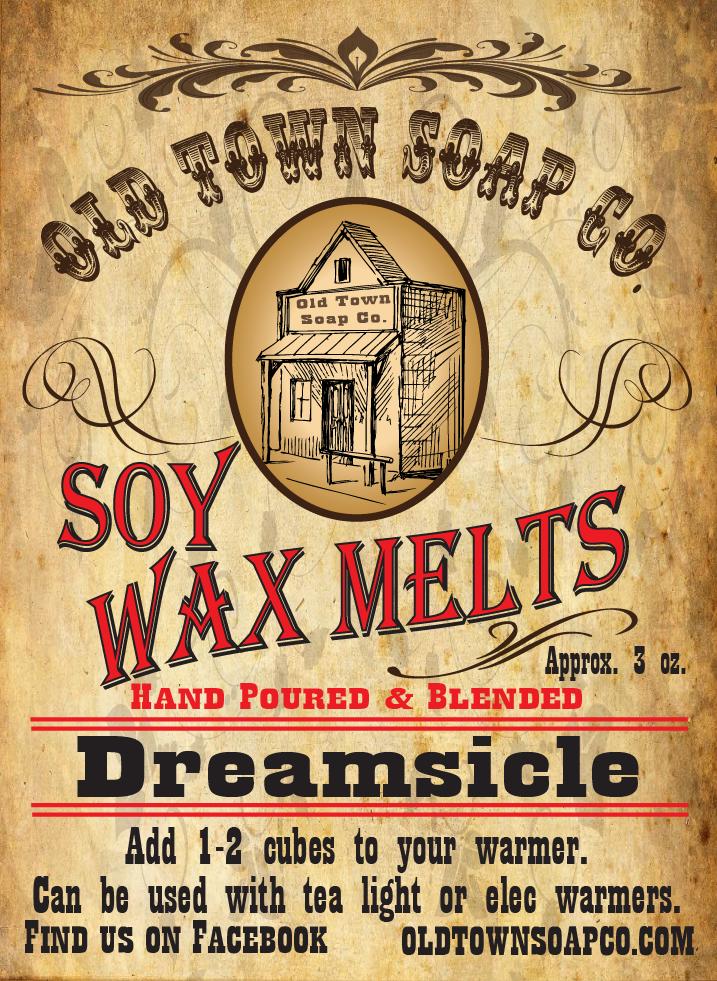 Dreamsicle - Wax Melts
