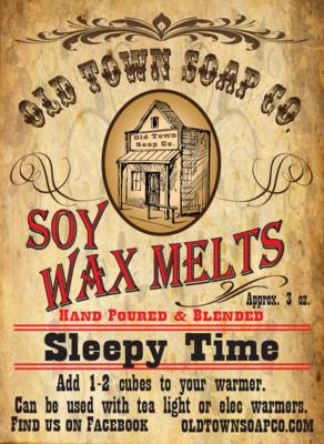 Sleepy Time -Wax Melts