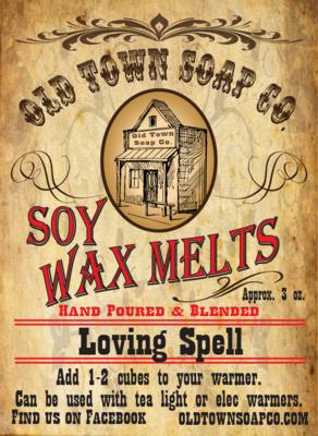 Loving Spell -Wax Melts