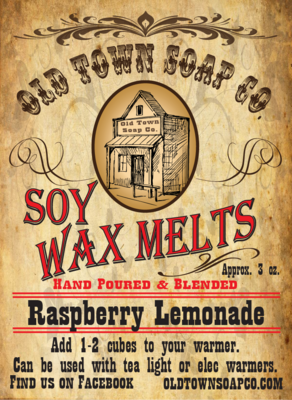Raspberry Lemonade -Wax Melts