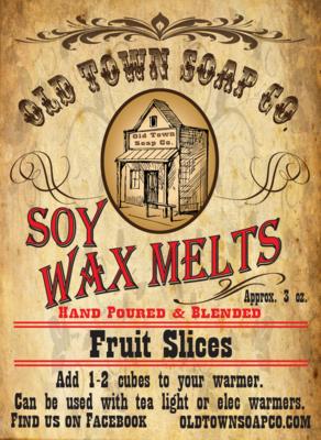 Fruit Slices -Wax Melts
