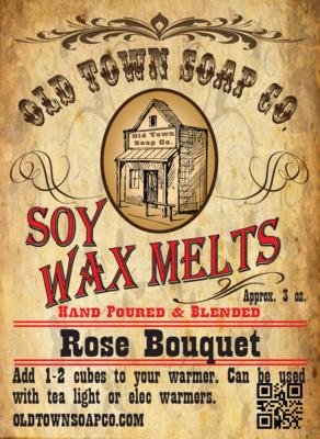 Rose Bouquet -Wax Melts