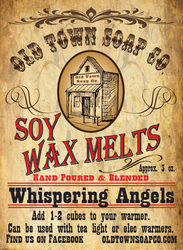 Whispering Angels -Wax Melts