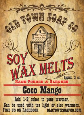 Coco Mango -Wax Melts