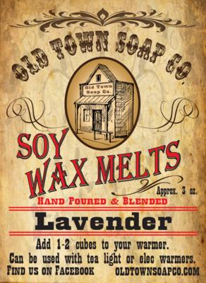 Lavender -Wax Melts