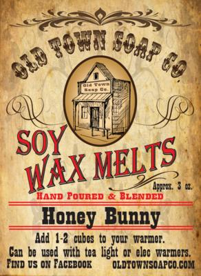 Honey Bunny -Wax Melts