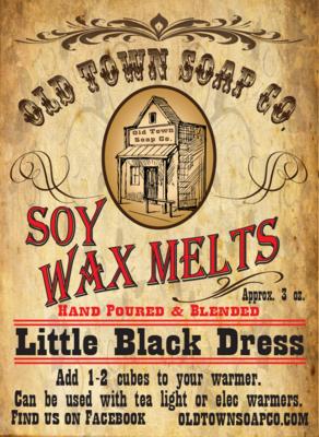 Little Black Dress -Wax Melts