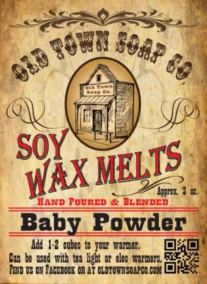 Baby Powder -Wax Melts