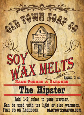 The Hipster -Wax Melts