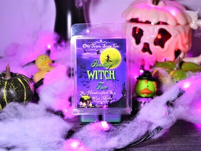 Resting Witch Face -Wax Melts