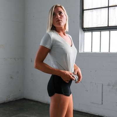 7th and Leroy Performance Shorts Women