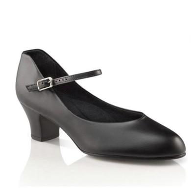 Capezio Jr. Footlight Character Shoe
