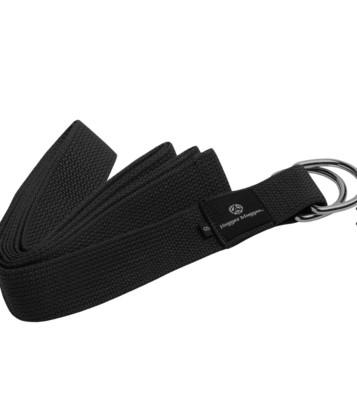 Hugger Mugger 8` Strap Black