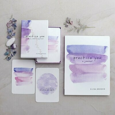 Practice You Affirmation Cards