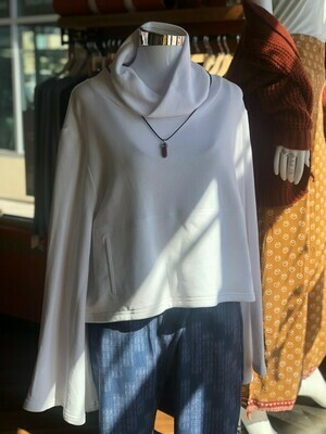 Free People Salvation Bell Sleeve Pullover