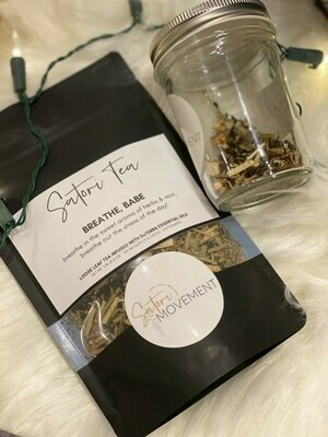 Satori Movement Tea Blends