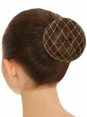 Bunheads Metallic Hair Net