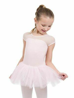 Capezio Keyhole Back Tutu Dress- Girls