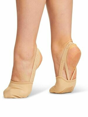 Capezio Canvas Pirouette Lyrical Shoe