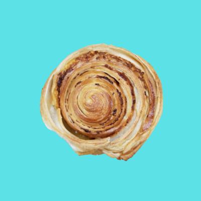 Ham Cheese Croissant Roll