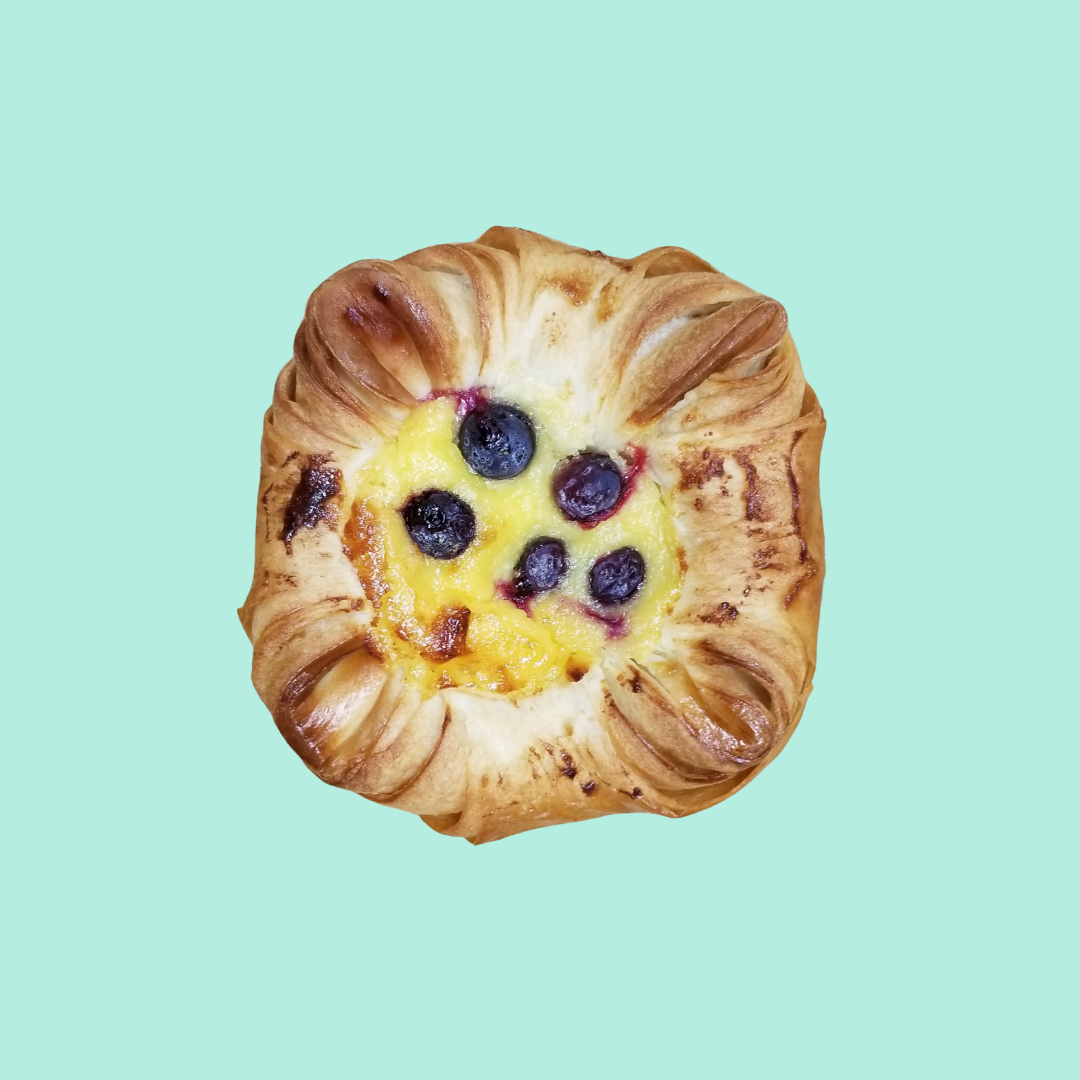 Danish - Lemon Blueberry