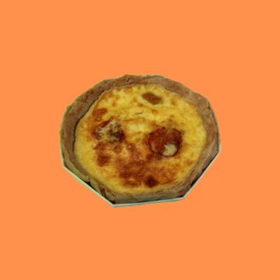 Quiche - Tomato