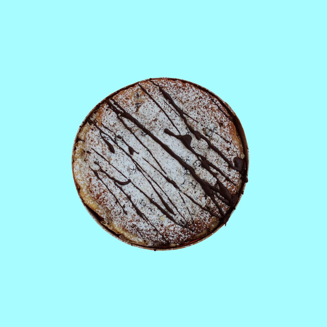 Amandine Tart - Nutella