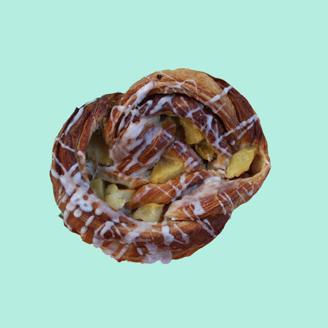 Kringle-Cinnamon Apple