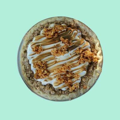 Horchata Pie
